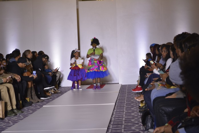 7th Golden Kids Runway - Fashion Fight for a Cause Presents Kid Hosts