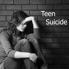 Teen Suicide Pic